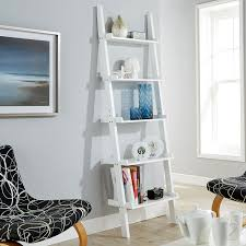 furniture office bookcase thin white wood bookshelf two tall narrow shelving unit bookcases small with doors