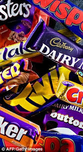 Chocolates Wrappers The End Of Melted Chocolate Bars Cadbury Plans