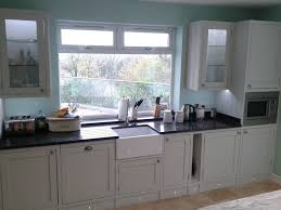 designed made and fitted a kitchen to a customer s requirement based on a previous home s beloved kitchen this crafted and hand painted kitchen was