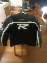 leather motorcycle jacket negotiable melbourne vic