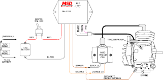 msd instructions pn 2 4151 small engine controller wiring