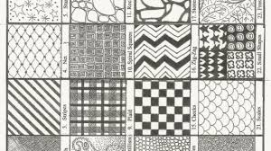 Patterns To Draw Adorable Interior Patterns To Draw Easy Cool Easy Drawing Patterns To Draw