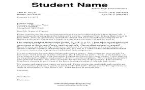 Cover Letter Job Application No Experience New Cover Letters For