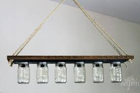mason jar pendant lighting. Diy Mason Jar Pendant Light Lighting