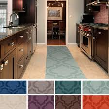 bathroom runner rugs ping the best washable rug runners for your home decorative plates kitchen machine blue carpet green floor mats teal carpets