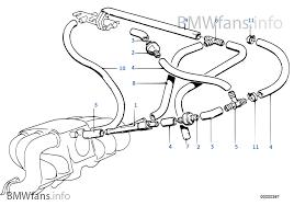 vacuum control engine bmw 3 e21 323i m20 europe vacuum control engine