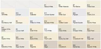 Off White Color Chart Pin On Ellesheart Art Color Charts