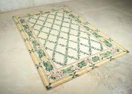 ivy trellis hand bound area rug rugs custom cut