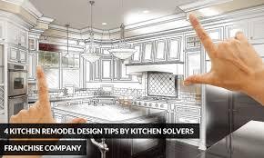 40 Kitchen Remodel Design Tips By Kitchen Solvers Franchise Company Mesmerizing Kitchen Remodel Design