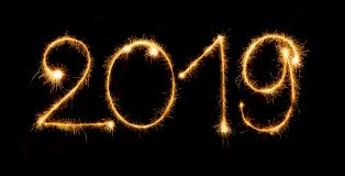 2019 with sparklers on black background | RP Global Alliance