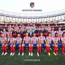 Paseo virgen del puerto, 28005 madrid. Club Atletico De Madrid Web Oficial Here S Our Official 2019 20 Photo