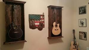 perfect guitar wall decor
