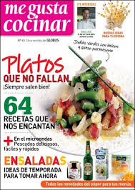 Me Gusta Cocinar U2013 Diciembre 2014 Me Gusta Cocinar U2013 Diciembre Me Gusta Cocinar Revista