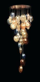 plastic chandelier beads breath hand blown glass chanlier from art by crystal