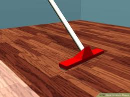 Superb Image Titled Stain Floors Step 5 Awesome Ideas