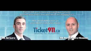 Ticket 911 - Avi levy - Ticket Lawyers - CBC Homerun interview - YouTube