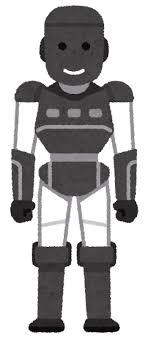 いろいろな人型ロボットのイラスト かわいいフリー素材集 いらすとや