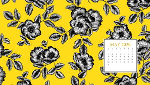 May 2020 Calendar Wallpapers ...