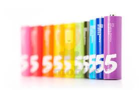 <b>Батарейка Xiaomi Mi</b> Rainbow LR6(<b>АА</b>) цена за ед. - купить в ...