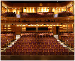 Hill Auditorium Seating Chart