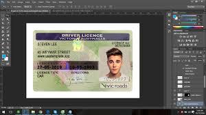 Photoshop Xilusjoe - California Drivers License Template