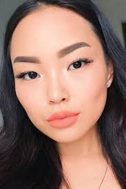 natural eye makeup for asian eyes