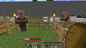 minecraft fence gate. Villagers, Sheep And Fences (A Menace!) Minecraft Fence Gate T
