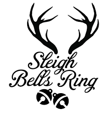 # png file svg file eps file cdr file. Free Sleigh Bells Ring Svg File Cricut Christmas Ideas Christmas Stencils Silhouette Christmas