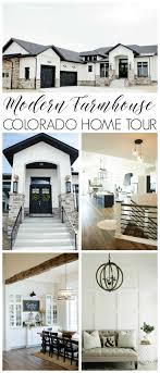 Custom Built Modern Farmhouse Home Tour with Household No 6 | You'll find  rustic