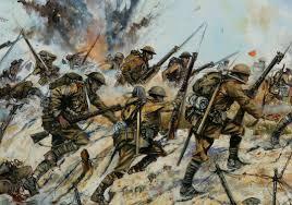 famous paintings in world war 2 mafiaa