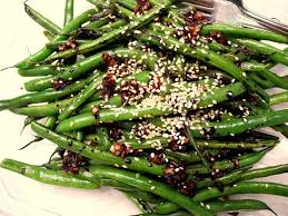 Pass To The Left Copycat Chart House Asian Green Beans In