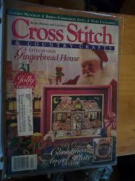 101 Best Loved Designs From Cross Stitch And Country Crafts Cross Stitch And Country Crafts Nov Dec 1995 Cross Stitch