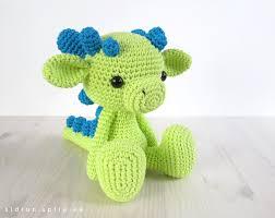 Crochet Dinosaur Pattern Gorgeous Tags Dragons Dinosaurs Kristi Tullus