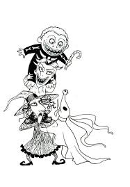 15 New Christmas Coloring Pages Characters Karen Coloring Page