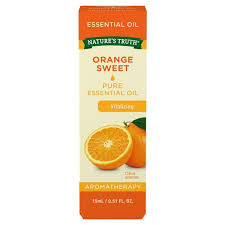 Nature's Truth <b>Pure</b> Orange <b>Sweet Essential Oil</b> | Hy-Vee Aisles ...