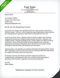 Cover Letter Example For Accounting Position Cover Letter Example