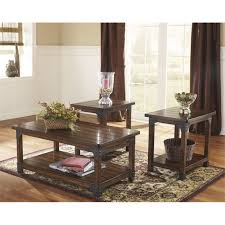 image is loading ashley murphy 3 piece coffee table set in