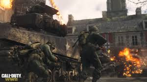 Call Of Duty Wwii A Blockbuster Shooter In Need Of A Soul