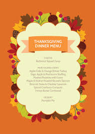 Thanksgiving Grocery List Template Easy And Tasty Thanksgiving Dinner Menu Recipes And Grocery