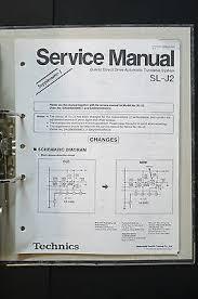 technics sl js1 original turntable turntable service manual wiring technics sl j2 original turntable turntable service manual wiring diagram