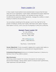 Resume For Team Leader In Bpo Seven Shocking Facts About Sample Resume Resume Information