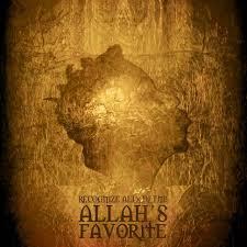 Recognize Ali Dj Tmb Allahs Favorite Vinyl Lp 2018 Eu