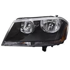 2008 Dodge Avenger Fog Light Bulb Headlight Left Driver Assembly Fits 2008 2014 Dodge Avenger Rt Model