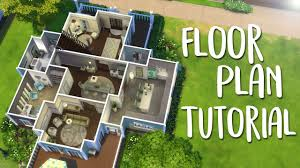 the sims 4 how i create floor plans for my builds