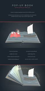 Popup Book Template Pop Up Book Free After Effects Template After Effects