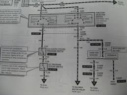 hal the van page 57 sportsmobile forum note how when the switch is in any position except off power flows through the switch to the blower motor relay