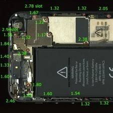 Iphone 4 Screw Chart Pdf Solved Screw Size And Diagram Iphone 5s Ifixit