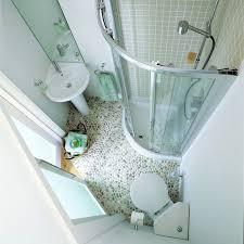 bathroom shower stalls small