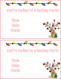 free printable christmas invitations templates free christmas party invitation templates printable free printable