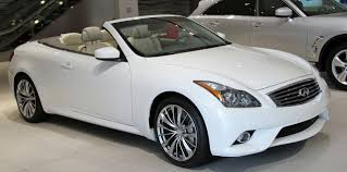 File:Infiniti G37S Convertible.jpg - Wikimedia Commons